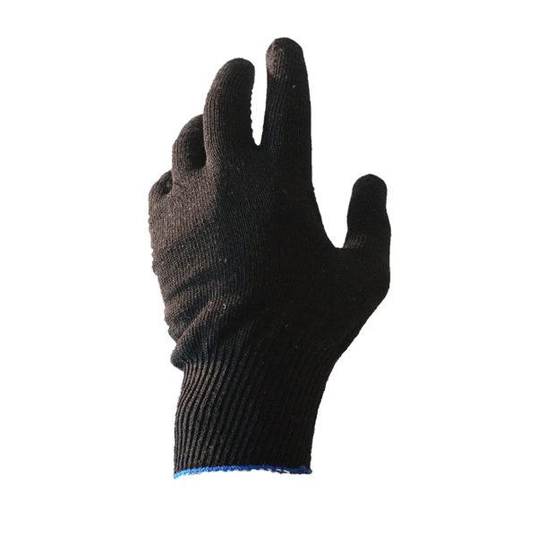 Перчатки трикотажные с ПВХ. 160 текс