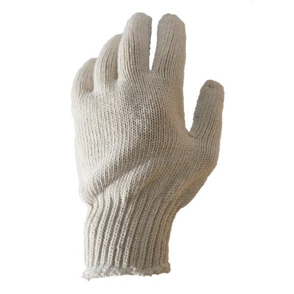 Перчатки трикотажные с ПВХ. 215 текс