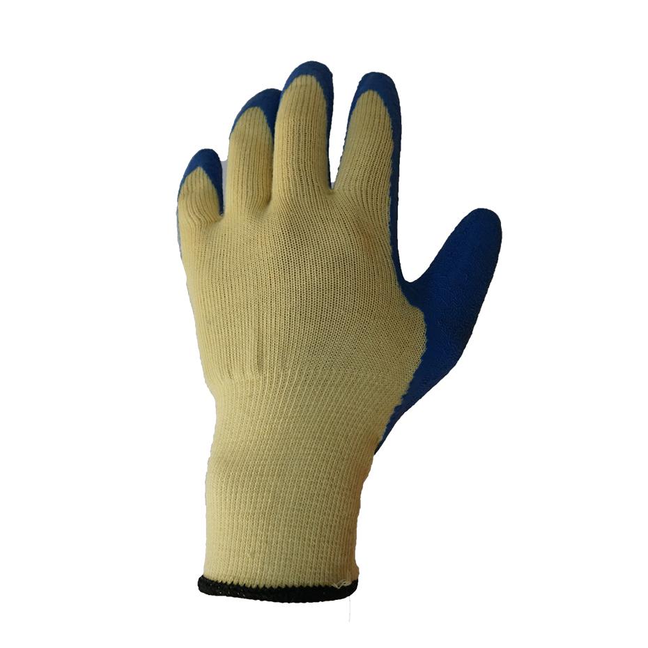 """Перчатки трикотажные с рельефным латексным покрытием """"Торро"""""""